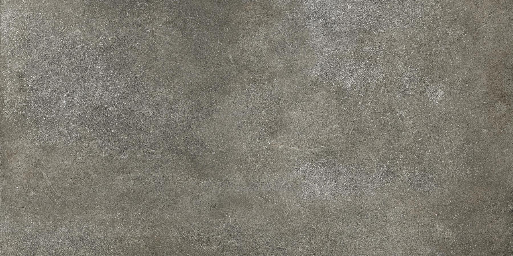 Cinque Tessin scav08r Terrassenplatte Antracite 60x120 matt rett.