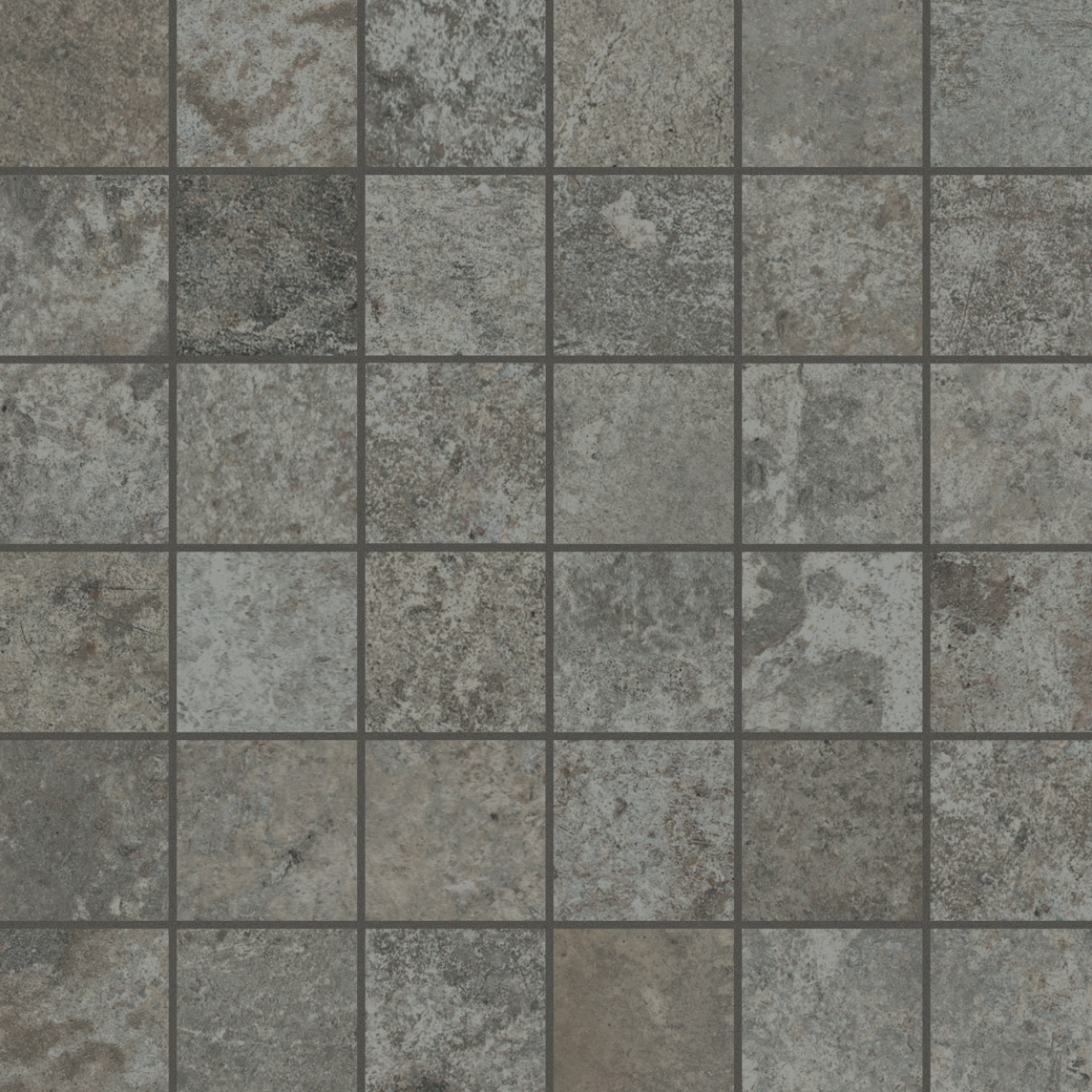 Unicom Starker DEBRIS SOOT MOSAICO UNI-0008039 Mosaik 30x30 Matt