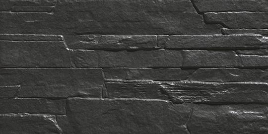 Sichenia Pave Wall Domen nero SI00T4625 Brick 22,5x45 naturale