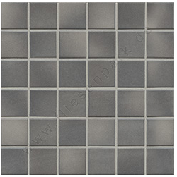 Jasba Fresh Secura medium gray-mix JA-41404 H Mosaik 5x5 32x32 natural R10