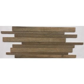 Keope Note Brown Strips 30x60