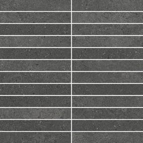 Villeroy und Boch Hudson magma 2135 SD8B 8 Dekor 2,5x15 matt