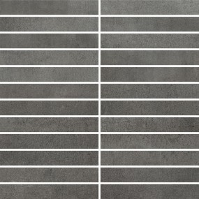 Villeroy und Boch Spotlight anthracite 2919 CM95 8 Boden-/Wandfliese 2,5x15 matt - anpoliert