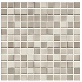 Jasba Fresh desert sand-mix JA-41201 H Mosaik 2x2 32x32 glänzend
