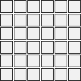 Flaviker Cozy Brown 26x34 Mosaik Matt FL-PF60001283