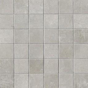 Flaviker Urban Concrete Fog 30x30 Mosaik Matt FL-UCMO401