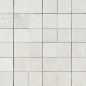 Flaviker Urban Concrete White 30x30 Mosaik Matt FL-UCMO101