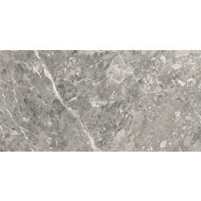 TAU Ceramica Belcastel Boden/Wandfliese Grau 90x180 matt