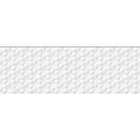Tau Ceramica Bianchi brindisi Wandfliese 30x90 glänzend