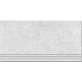 Steuler Urban Culture alabaster St-n-Y75216001 Treppenstufe links 33x75 matt