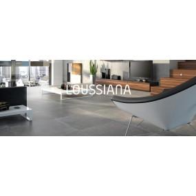 Metropol Loussiana Gris GZD0R012 Boden-/Wandfliese 75x75 Lappato