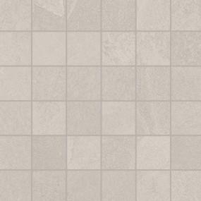 Unicom Starker BRAZILIAN SLATE Oxford White UNI-0008481 Mosaik 30x30 Matt