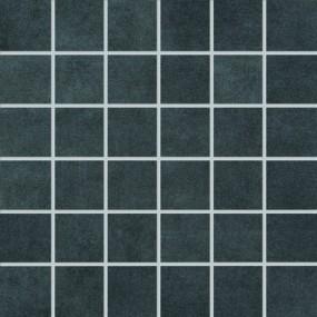 Agrob Buchtal Cedra Boden  Anthrazit 433757 Mosaik 30x30 unglasiert