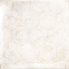 Porcelaingres Soft Concrete Beige HEXAGON X606321X8 Boden-/Wandfliese 60x60 MATT