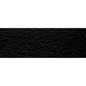 Tau Ceramica Sun iceberg black Wandfliese 25x75 matt