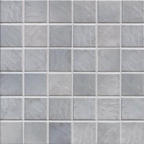 Jasba Village felsgrau JA-3547H Mosaik  5x5 30x30 matt