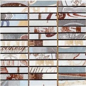 Del Conca Portland Bunt DEL-PL-Break-MO Mosaik 20x20 matt