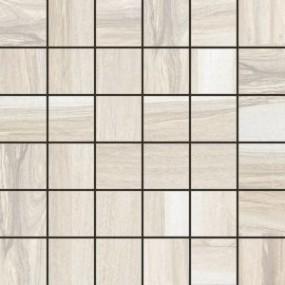 Del Conca Saloon Beige DEL-SA01-MO Mosaik 30x30 Holzoptik R9