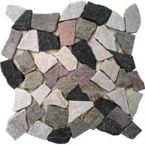 Naturstein Polygonal basalt FP-Poly2007K51 30x30