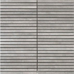 Unicom Starker Icon dove gray UNI-5269  Stripes 30x30 naturale