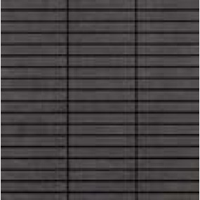 Todagres Manhattan Black TO-13355 Mosaik 2x10 30x30 natural R9