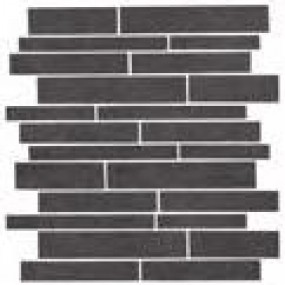 Todagres Manhattan Black TO-15140 Mosaik Brick 30x30 lapado