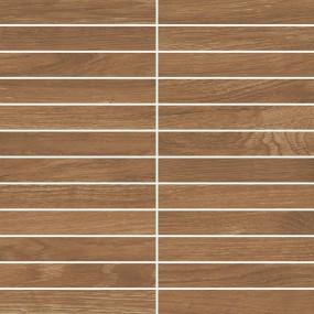 Villeroy und Boch Oak Park brandy 2135 HR30 8 Boden-/Wandfliese 2,5x15 matt
