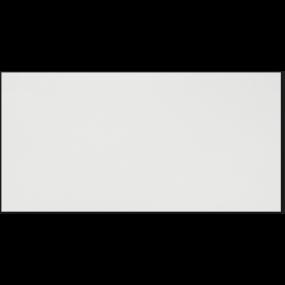 Cinque Maxi Wandfliese weiß 40x120 matt