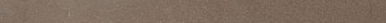 Agrob Buchtal Trias erdbraun AB-052264 Sockel 7,2x75 strukturiert
