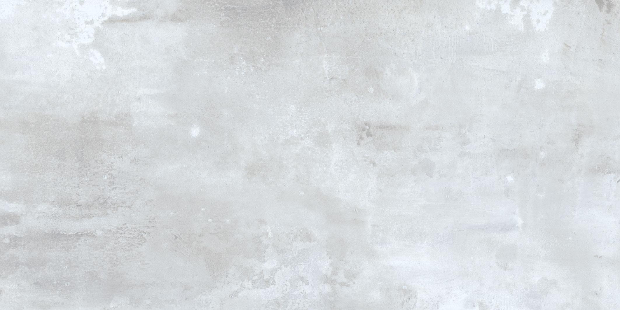 Cinque Metallica Boden-/Wandfliese Bianco 75x150 Matt