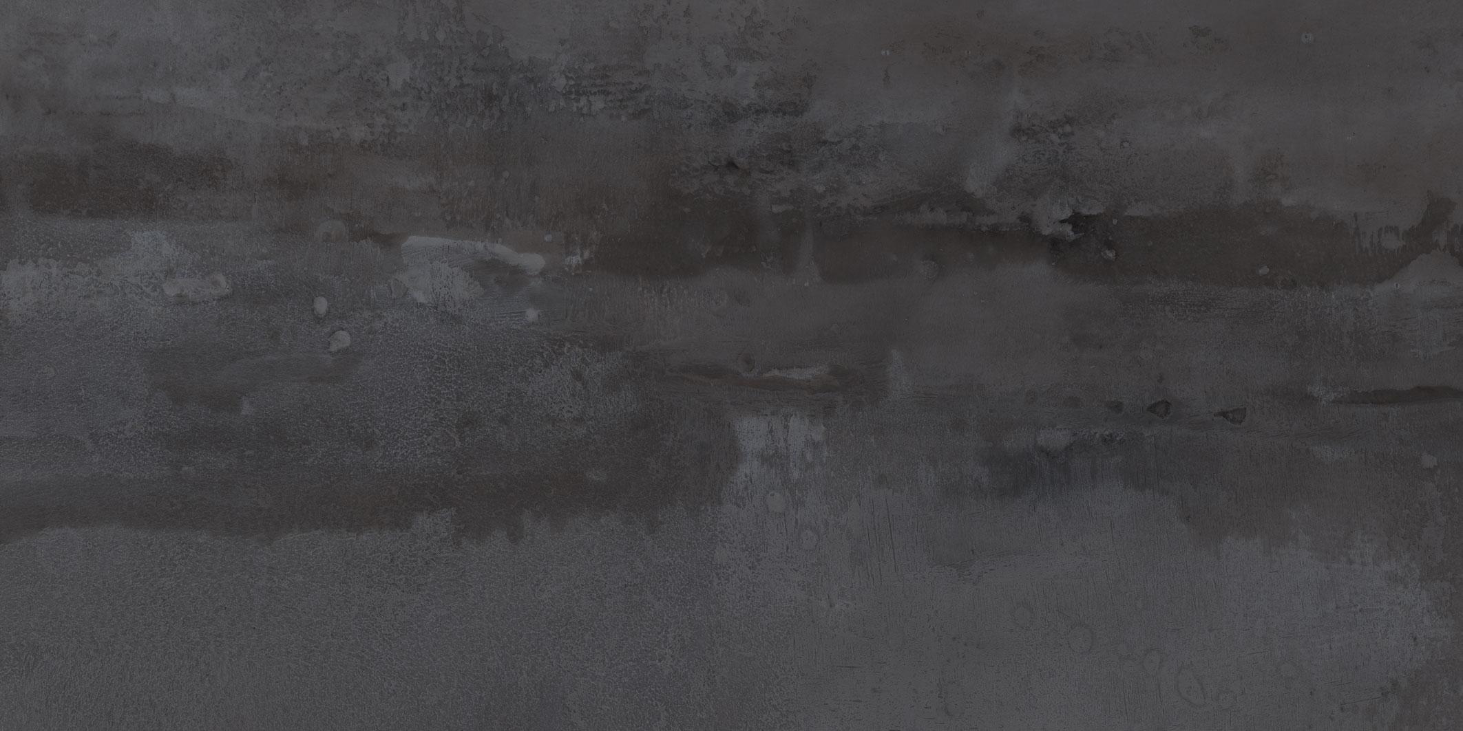 Cinque Metallica Boden-/Wandfliese Negro 75x150 Matt
