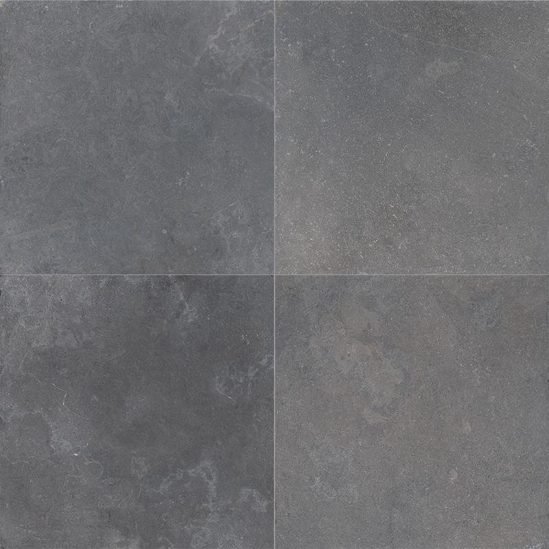 Flaviker  NO.W coal NO6090R Wand- / Bodenfliese 60x60 matt