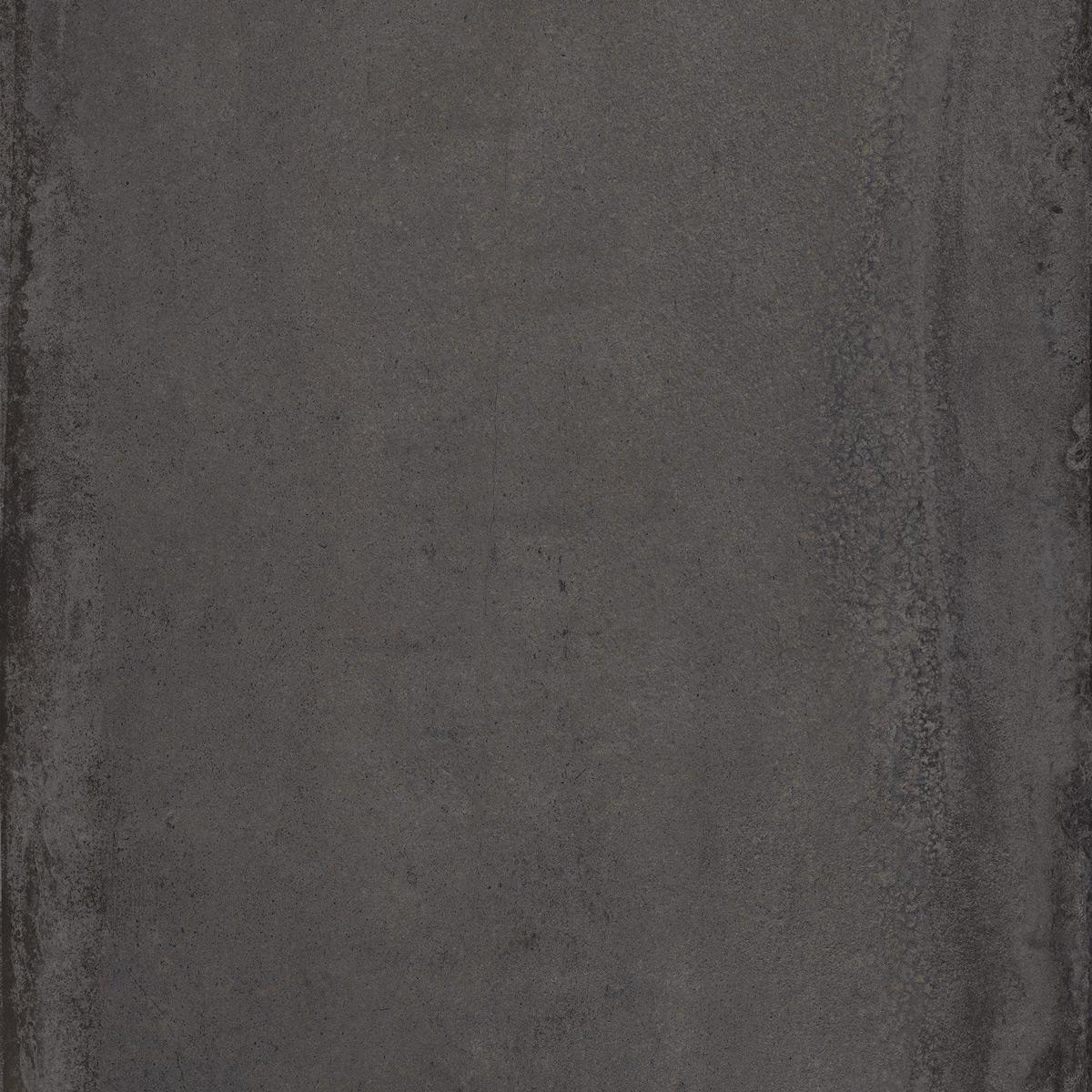 Castelvetro Materika Terrassenplatte Nero 100x100 MATT