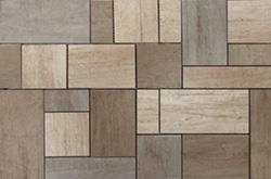 Engers Shabby Wood farbmix EN-SHA1552 Mosaik 33x50 Matt