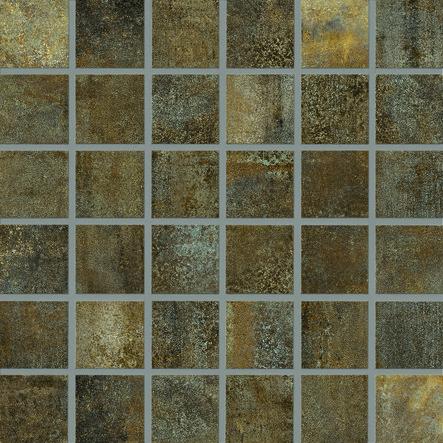 Jasba Ronda  ROST-MIX 43225H Mosaik 30x30 glasiert