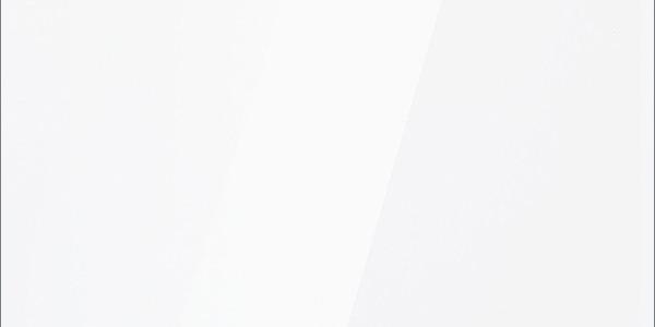 Gepadi Olymp glänzend Wandfliese weiß 30x60