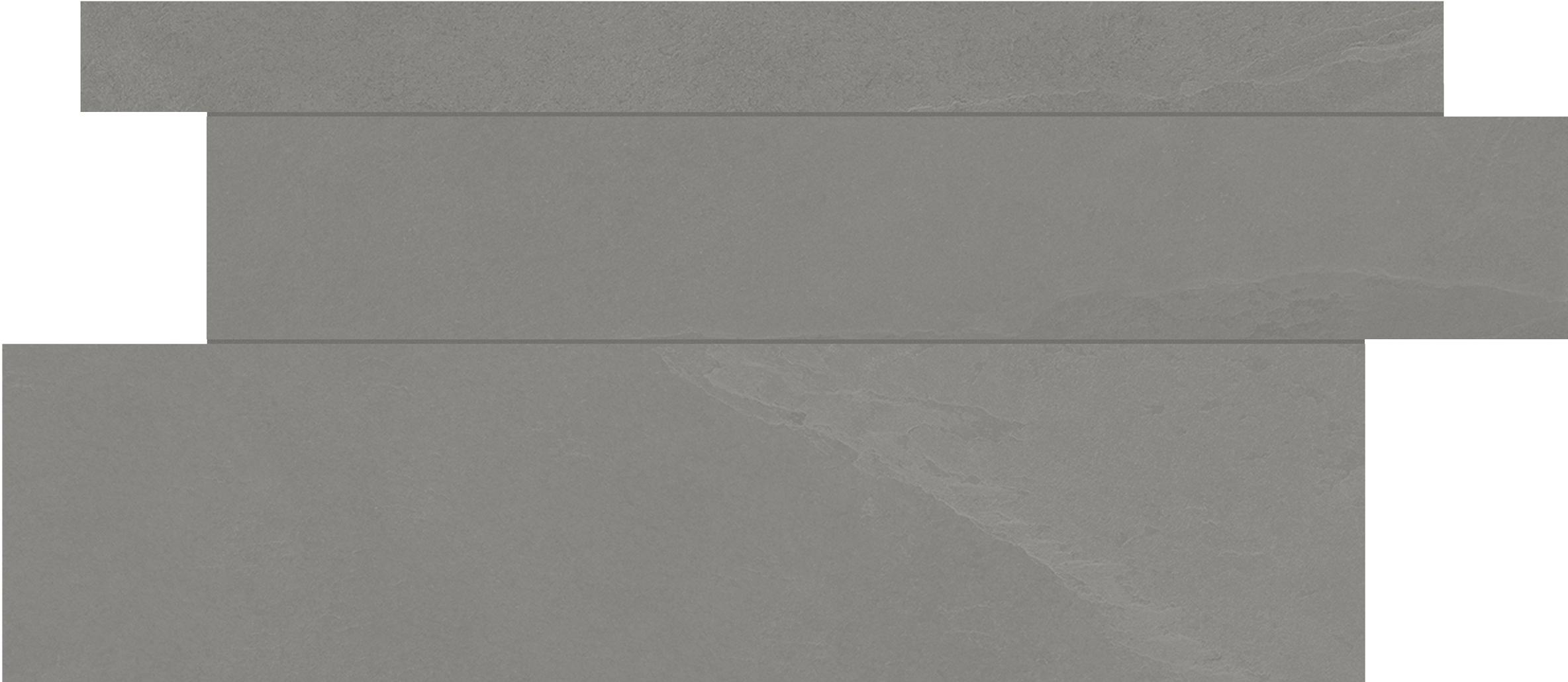Unicom Starker BRAZILIAN SLATE SILK WHITE PLANK UNI-0008487 Bodenfliese 30x60 Matt