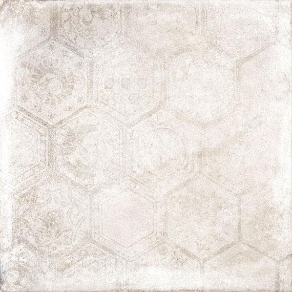 Porcelaingres Soft Concrete Brown HEXAGON X606323X8 Boden-/Wandfliese 60x60 MATT