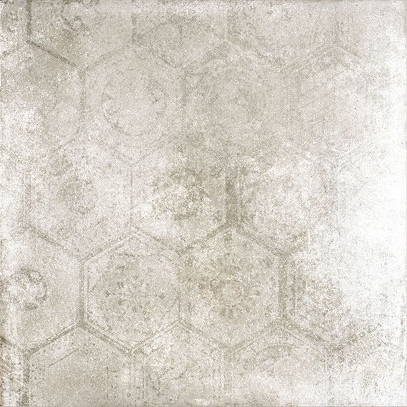 Porcelaingres Soft Concrete Greige HEXAGON X606322X8 Boden-/Wandfliese 60x60 MATT