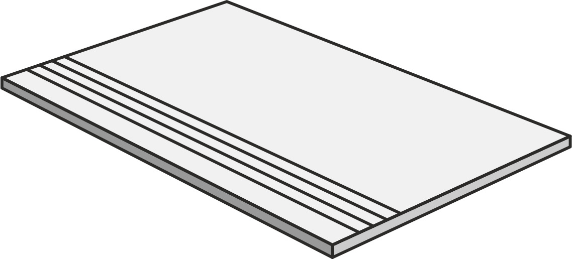 Unicom Starker DEBRIS SOOT GRADINO UNI-0008181 Stufe 30x60 Matt
