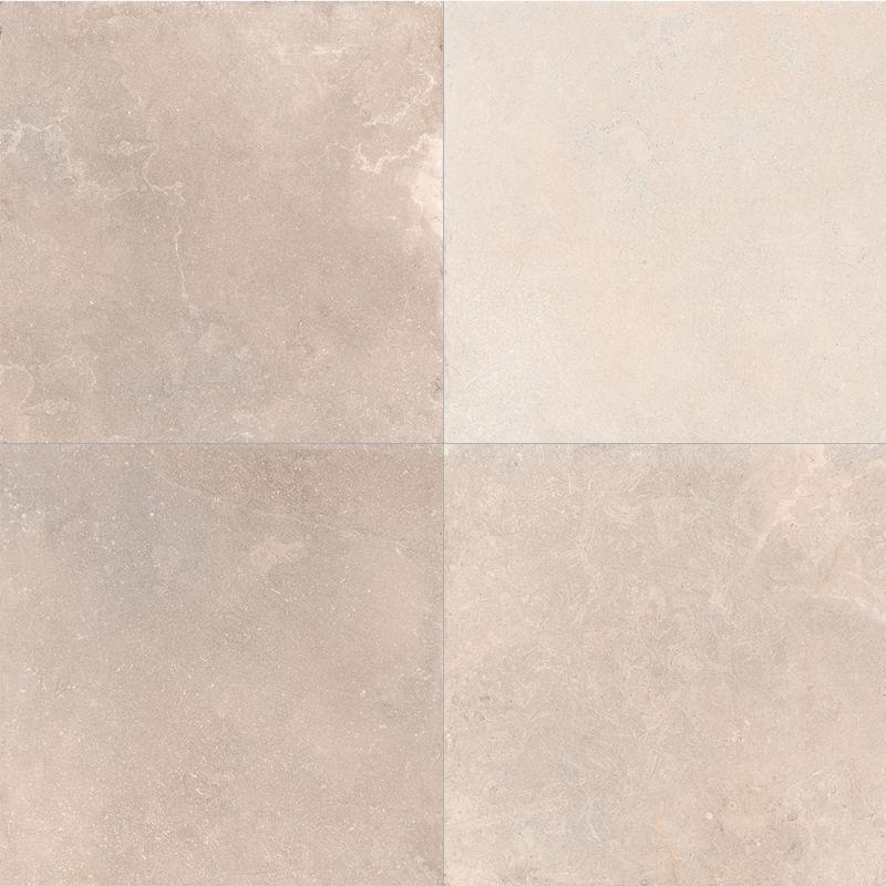 Flaviker  NO.W sand NO4830R Wand- / Bodenfliese 40x80 matt