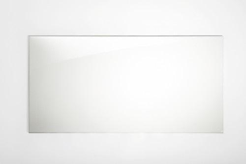 Maxi Wall Wandfliese Weiss 60x120 glänzend  5,5 cm