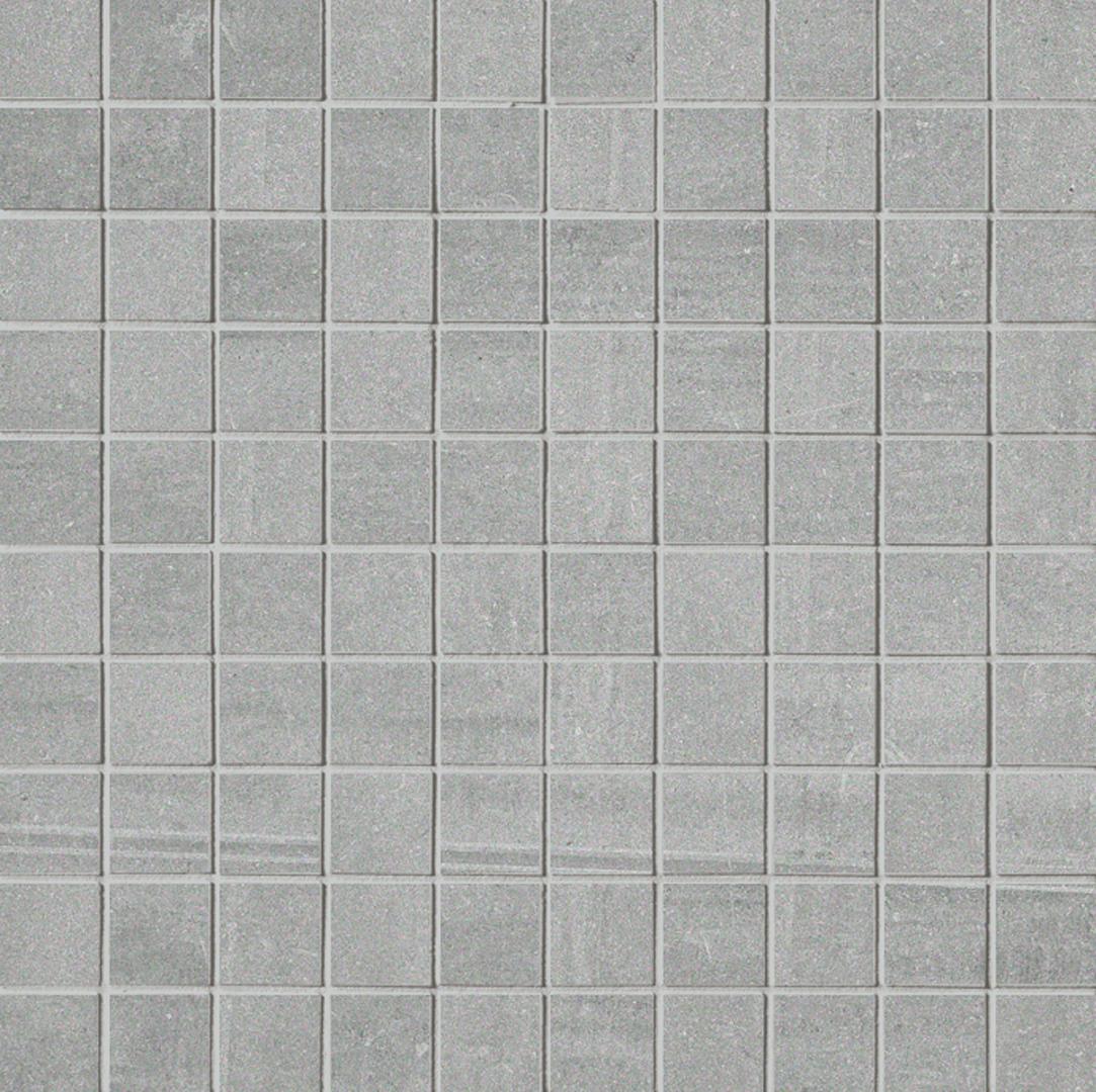 Keope BACK SILVER KE-y1M1 Mosaik 3x3 30X30 naturale R9