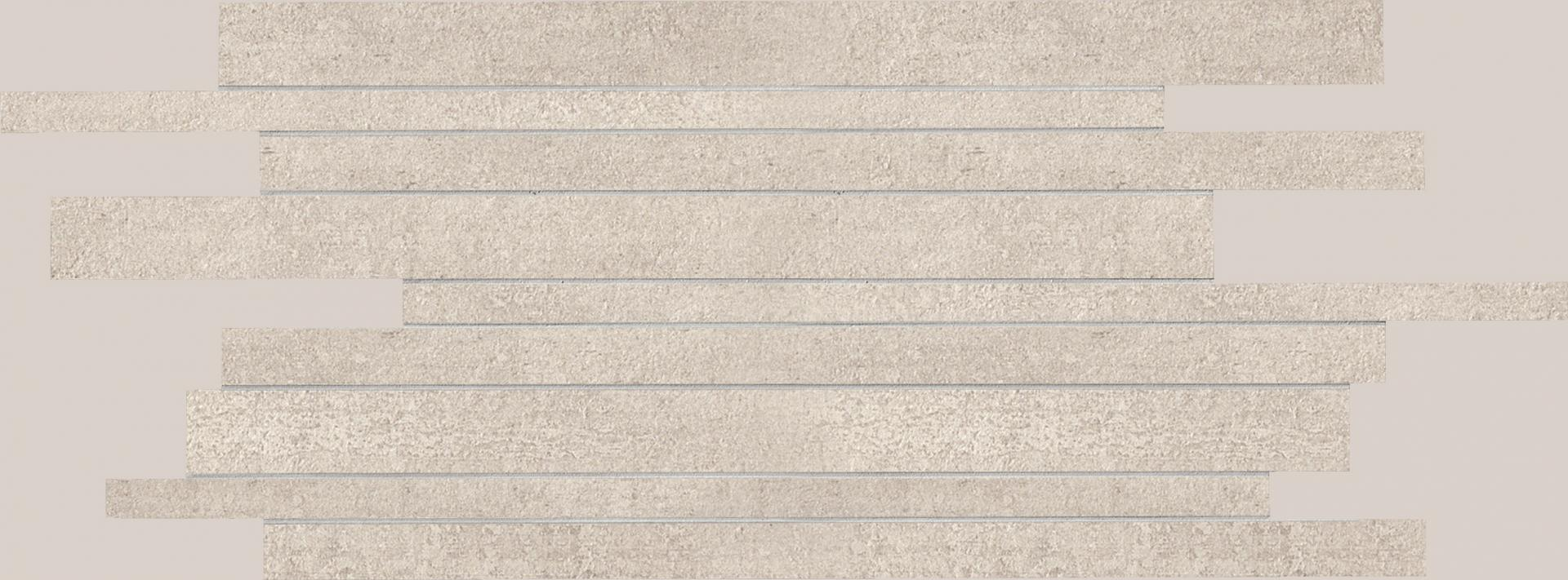 Keope LINK GHOST WHITE KE-t2t1 Strips 30X60 naturale R9