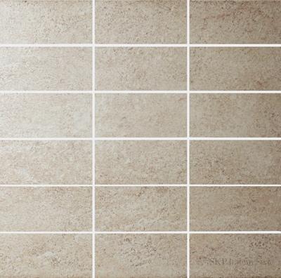 SKP Chalet crema SKP-24221 Mosaik Cassetta 33x33 naturale R10