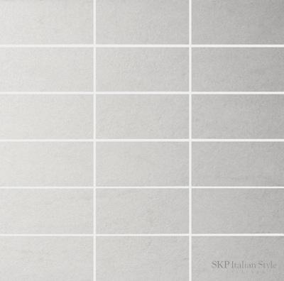 SKP Chalet bianco SKP-24218 Mosaik Cassetta 33x33 naturale R10