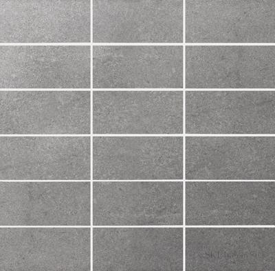 SKP Chalet grigio SKP-24215 Mosaik Cassetta 33x33 naturale R10