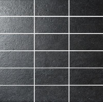 SKP Chalet nero SKP-24223 Mosaik Cassetta 33x33 naturale R10