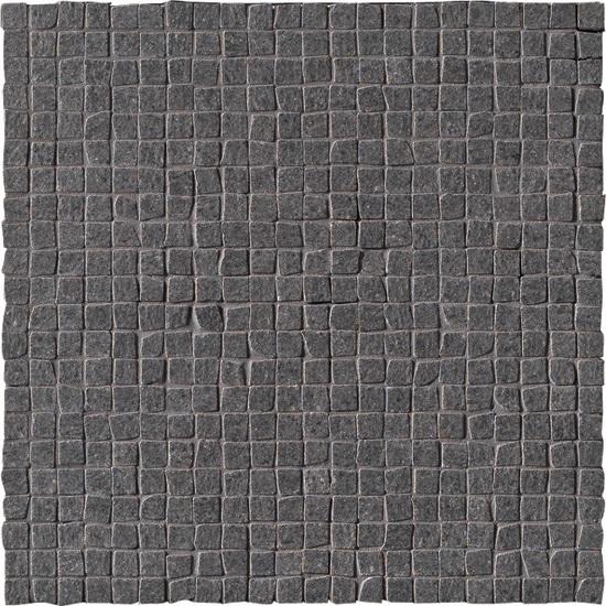 Ariostea Pietre High-Tech  Basalto Grigio ARI-MIC330  Mosaik 30x30 strukturiert R11