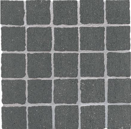 Ariostea Pietre High-Tech  Basalto Grigio ARI-MOS330SM Mosaik 30x30 satiniert R10